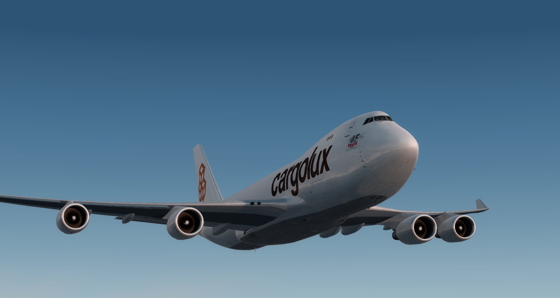 virtual cargolux – You name it, we fly it!